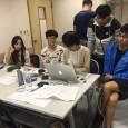 五人小組學員,修改粗剪一天,完成了大家的期望。 真不錯!! […]